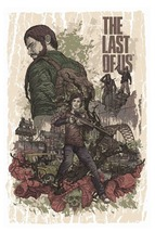 "Last Of Us Poster 30"" - $13.95"