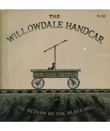 1962 Edward Gorey - The Willowdale Handcar  Fir... - $50.00