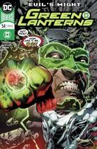 Green Lanterns #54 NM DC - $3.95