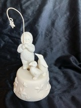 "Department 56 Snowbabies Penguin Music Box ""Catch A Falling Star"" - $35.00"