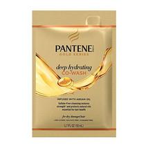 1pz. Pantene Oro Profondo Idratante Co Wash Detergente Restaura Dry - $4.93
