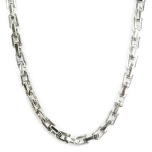 """Stainless Steel Thick Link Chain Necklace 9mm 38.8"""" - $862,20 MXN"""