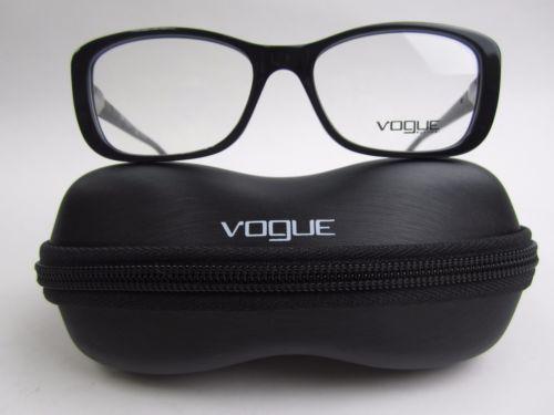 VOGUE VO2842-B W44 Women's Eyeglasses 51/16 135 w/Case /SOC503