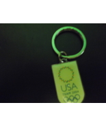 2004 Olympic Key Ring/Fob Athens Greece with Wreath or Ring Logo - $6.00