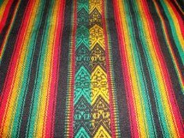 Tribal patterns colorful Blanket - $32.00