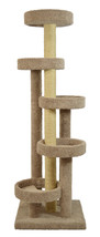 "Chimney Sweep 77"" Tall Cat Tree   *Free Shipping In The United States* - $399.95"