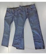 Wrangler Q-Baby jeans size 7/8, 34 - $28.00