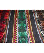 precolumbian era style blanket - $32.00