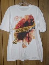 Alexisonfire Concert Tour T Shirt Harcore Metal Rock - $74.98