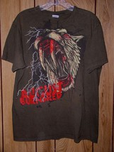 August Burnsred Concert Tour T Shirt Christian Rock - $64.99