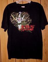 Bleeding Through Concert Tour T Shirt - $64.99