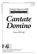 Cantate Domino - $1.95