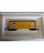 Bachmann N Scale UP Union Pacific Box Train Car  -New In Box- - $8.99