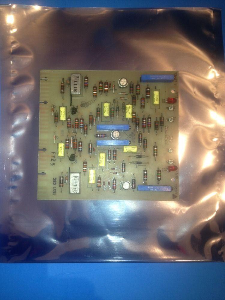 GE 193X277ACG02 CONTROL CIRCUIT BOARD