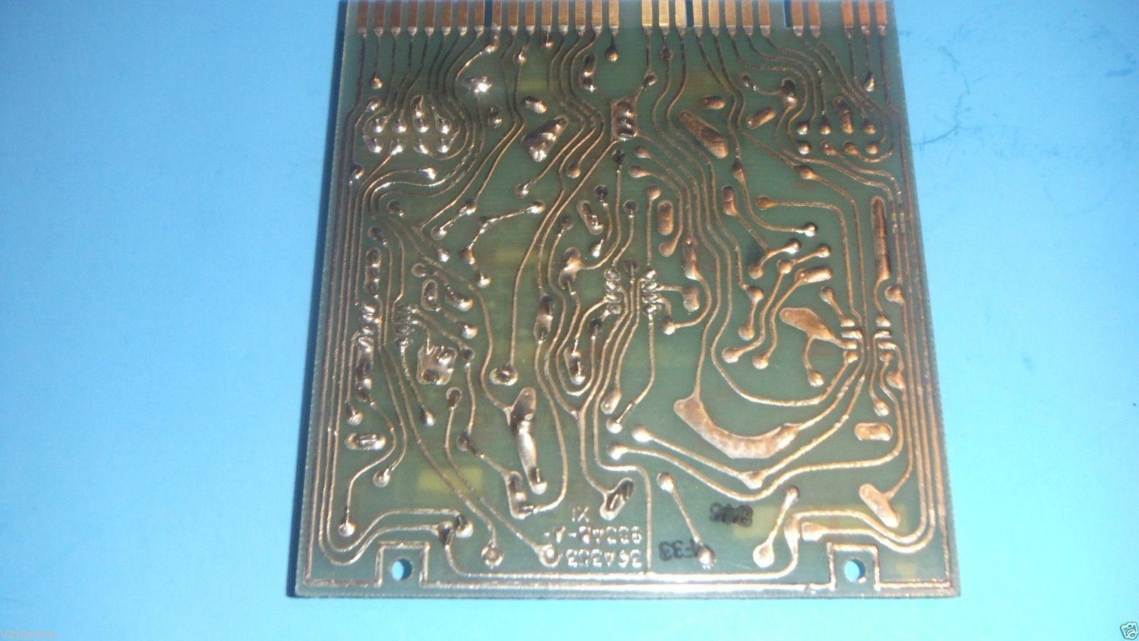 GE 193X277ACG01 CONTROL CIRCUIT BOARD GENERAL ELECTRIC  PC BOARD LEVEL DETECTOR
