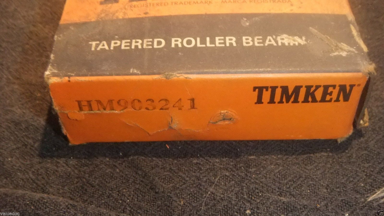 TIMKEN HM903241 Tapered Roller Bearing