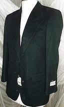 "D23 New Wt 40 S Camel Blass Blazer Sport Coat Jacket Mens Black 23"" Arms - $89.00"