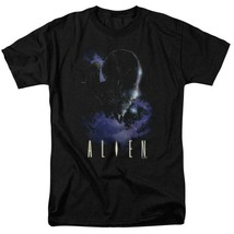 Alien t-shirt retro 70's 80's Sci-Fi horror film 100% cotton graphic tee TCF282 image 1
