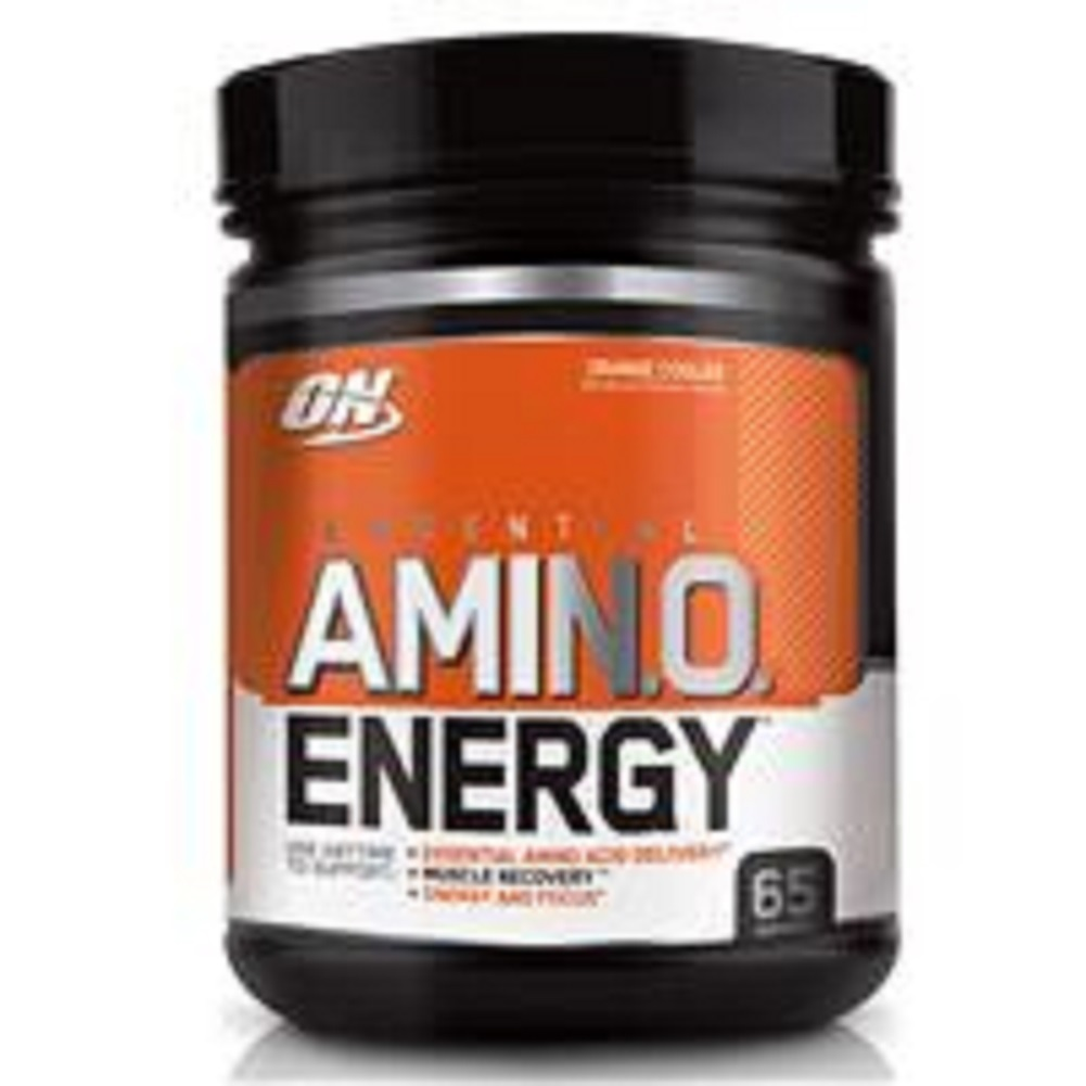 Primary image for Optimum Nutrition Amino Energy Orange 65 Serve 585g