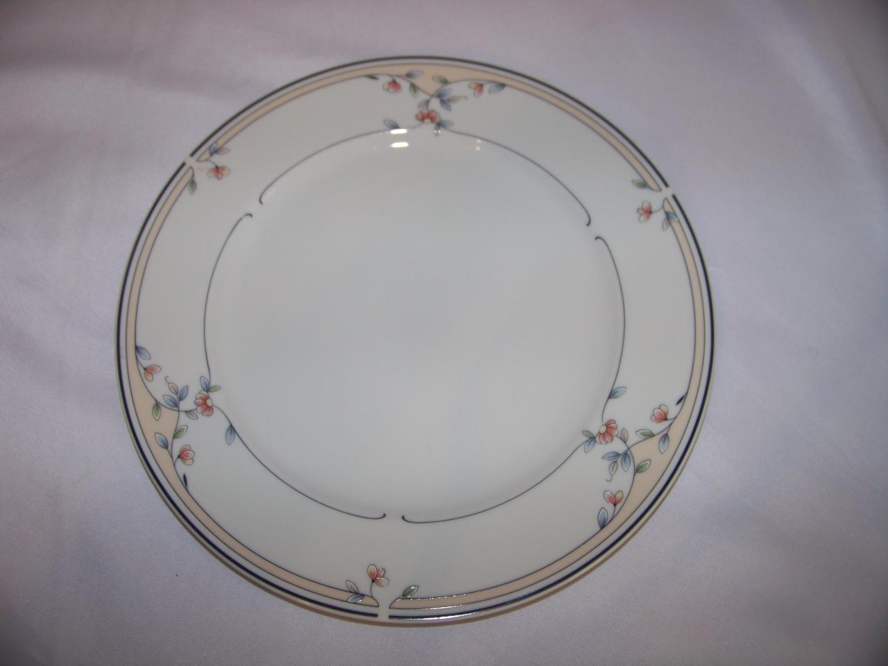 Princess House Heritage Blossom Dinner Plate