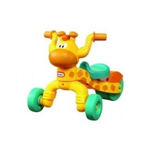 New Little Tikes Go Grow Lil Rollin Giraffe Rid... - $46.04