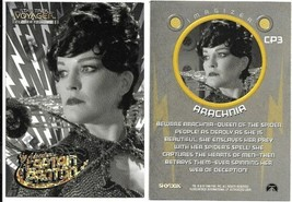 Star Trek Voyager Captain Proton Chase Card CP3 Skybox 1999 NEW NEAR MINT - $5.94