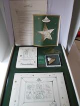 "Department 56 Snowbabies Ornament Friendship Club Kit Season 1998"" - $28.37"