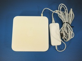 Apple Airport Extreme A1301 Wi-Fi Wireless N Dual Band Router Base Station - $15.79