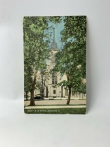 1938 Bigelow Me Église Portsmouth Oh Carte Postale - $10.02