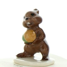 Hagen Renaker Miniature Chipmunk Papa with Acorn Miniature Figurine image 4