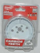 Milwaukee 49560739 Hole Dozer Carbide Teeth 3 Five Eighths Inches image 1