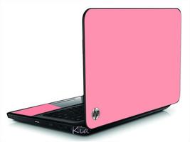 Pink Vinyl Laptop Lid Cover Skin Decal Fits Hp Pavilion G6 - $10.99