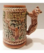 Sequoia And Kings Canyon National Parks 3D Mug/Stein With Bear Handle - £15.86 GBP