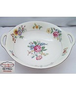 Theodore Haviland Glendale Vegetable Bowl with Handles Vintage 1937 Porc... - $39.99