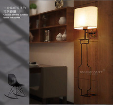 Tracery Grecian Urn Sconce E27 Light Wall Lamp Loft Wallmount Lighting Fixture - $95.60