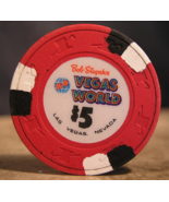 "$5.00 Casino Chip From: ""Bob Stupak's Vegas World"" - (sku#2309) - $17.99"