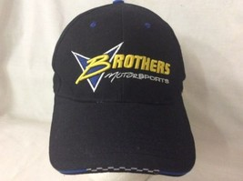 trucker hat baseball cap Brothers Motorsports retro vintage rave rare ni... - $39.99