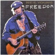 Neil Young Freedom Cd (1989) Reprise Records D154012 - $12.00