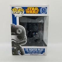Funko POP Star Wars Tie Fighter Pilot 51 New Hope Jedi Empire #3 - $14.24