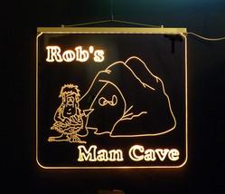 Personalized LED Game Room, Man Cave, Garage, Hanging LED Sign image 3