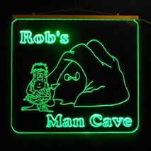 Personalized LED Game Room, Man Cave, Garage, Hanging LED Sign - $160.00