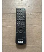 SONY DVD PLAYER REMOTE CONTROL RMT-D117A DVP-S560D DVP-NS700 DVP-NS700P - $9.75