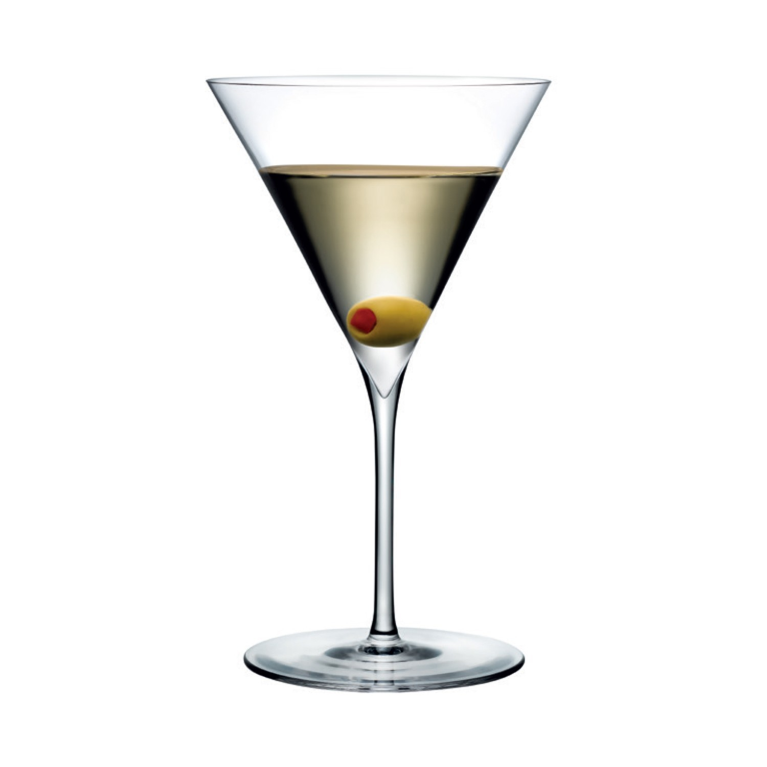 Made To Order 4 1/2 T x 7 1/2 H Dimple 12 Oz. Martini/Case of 8