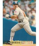 1994 Stadium Club Golden Rainbow #22 Pedro Munoz - $0.50