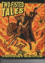 Two-Fisted Tales - Revised Edition - Precis Intermedia Gaming - SC - 200... - $15.67