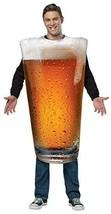 Rasta Imposta Men's Get Real Beer Pint, Gold, One Size - £21.85 GBP
