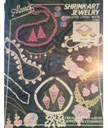 "Aleene's ""Shrink-Art Jewelry""  A Creative Living Book #3-155 - $5.00"