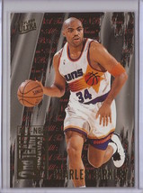 1995-96 Fleer Ultra Charles Barkley All-NBA Team #6 Basketball Card - $3.75