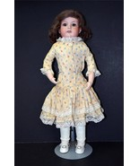 """ANTIQUE ARMAND MARSEILLE DOLL  A 4 M  370 BISQUE GERMANY 21"""" TALL RESTOR... - $150.00"""