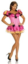 Sweet Sensations Storybook Princess Womens Costume SZ Med 8 to 10 NEW - $28.00